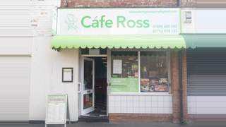 Primary Photo of Cafe Ross, 5 Queen Street, South Shields