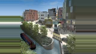 Primary Photo of 1 Basin Square, Chesterfield Waterside, Chesterfield, S41 7UW