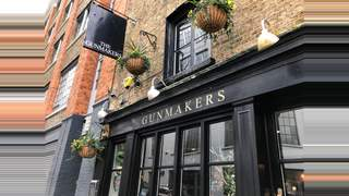 Primary Photo of The Gunmakers, 13 Eyre St Hill, Clerkenwell, London, EC1R 5ET