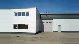 Primary Photo of 4 Cignet Trading Estate, Faraday Close, Worthing, West Sussex, BN13 3RB