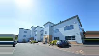 Primary Photo of 1, 572 sq ft, Suite 2, Branksome Park House, Branksome Business Park, Bourne Valley Road, Poole, BH12 1ED
