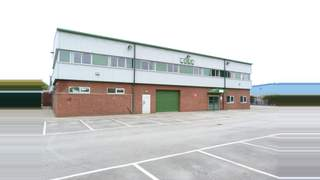 Primary Photo of Former HETA Premises, Copenhagen Road, Sutton Fields Industrial Estate, Hull HU7 0XJ
