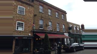 Primary Photo of 45/45A High Street (Restaurant) Eton, Windsor, Berkshire, SL4 6BL