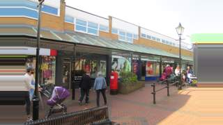 Primary Photo of Units 8 & 9 Market Walk, Tiverton, Devon, EX16 6BL