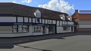 Primary Photo of Priest House, 1624-1628 High Street, Knowle, Solihull, West Midlands, B93 0JU