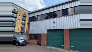 Primary Photo of Greenwich Centre Business Park, Unit 8, 53 Norman Road, Greenwich, London SE10 9QF