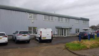 Primary Photo of First Floor Office Suite, Francis House, Wrexham Road, Laindon, Basildon, Essex, SS15 6PX