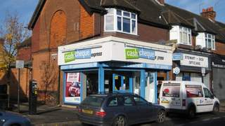 Primary Photo of Cash Express, 211 St Albans Road, Watford WD24 5BH