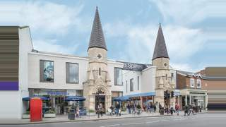 Primary Photo of The Spires Shopping Centre, Barnet