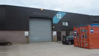 Primary Photo of Unit 12, Ashley Group Base, Pitmedden Road, Dyce, Aberdeen, AB21 0DP