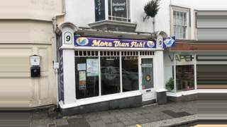 Primary Photo of More Than Fish, 9 Meneage Street, Helston, Cornwall