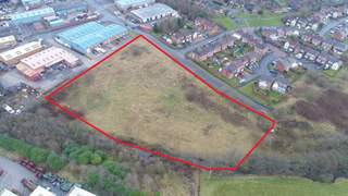 Primary Photo of Industrial Land Off Brookhouse Way, Brookhouse Industrial Estate, Cheadle, Staffordshire, ST10 1SR