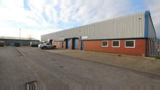 Primary Photo of Goldthorpe Industrial Estate, Commercial Road, Goldthorpe, Rotherham S63 9BL
