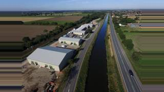 Primary Photo of Riverside Enterprise Park, Skellingthorpe Road, Saxilby, Lincoln, Lincolnshire, LN1