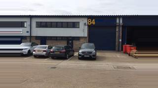 Primary Photo of Unit 84, London Industrial Park, Roding Road, Beckton, London, E6 6LS
