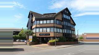 Primary Photo of Suite C, Second Floor, Apollo Centre, Desborough Road, High Wycombe