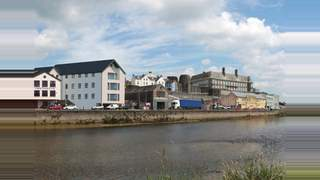 Primary Photo of Jolly Tar Office Development, The Quay, Carmarthen, Carmarthenshire, SA31
