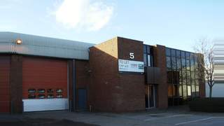Primary Photo of Unit 4, Great Cambridge Industrial Estate, off, Lincoln Road, Enfield EN1 1SH
