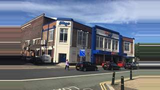 Primary Photo of Corporation Street, Rotherham, S60 1NG