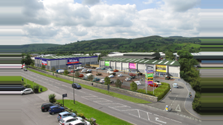 Primary Photo of Unit 4 Skipton Retail Park, Keighley Road, Skipton, BD23 2QR