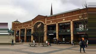 Primary Photo of Unit 12 Cathedral Lanes Shopping Centre, Broadgate, Coventry, CV1 1LL