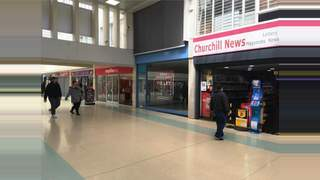 Primary Photo of Unit 24, Churchill Shopping Centre, Dudley, West Midlands, DY2 7BJ