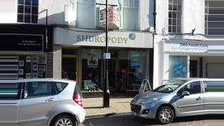 Primary Photo of Ground Floor Retail Premises, 8, Priory Place, Doncaster DN1 1BL