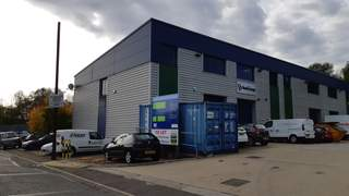 Primary Photo of Unit 12 Chancerygate Business Centre, 33 Tallon Road, Hutton, Brentwood, Essex, CM13 1TE