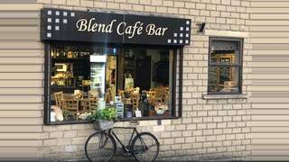 Primary Photo of Blend Cafe Bar