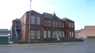 Primary Photo of Haywood House, 160 Moorland Road, Stoke-on-trent ST6 1EB