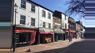 Primary Photo of HIGH STREET & CHURCH COURT, RUGBY - Rugby, CV21 3BH