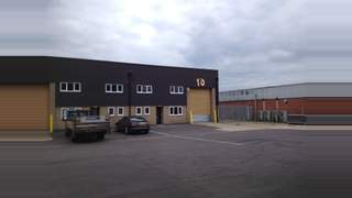 Primary Photo of Unit 10, Bunting Road, Bury St. Edmunds, Suffolk, IP32 7BX