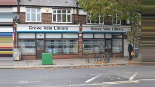 Primary Photo of 25 Grove Vale, East Dulwich, London SE22 8EE