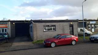 Primary Photo of 122 - 124 Strathmore Road, Balmore Industrial Estate Glasgow G22 7DW