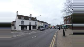 Primary Photo of Bank House - Retail Space, 8 Mill Street, Cannock, WS11 0DL