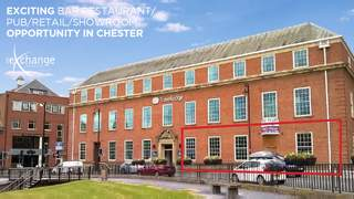 Primary Photo of The Exchange, 1 Saint John Street, Chester, CH1