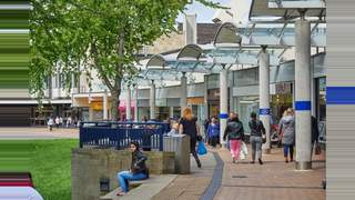 Primary Photo of Unit 29–30 Princess Alexandra Walk, Phase IV, The Piazza Shopping Centre, Huddersfield HD1 2RS