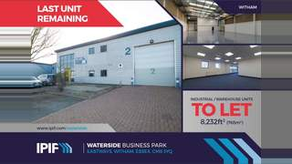 Primary Photo of Unit 2, Waterside Business Park, Eastways, Witham, Essex
