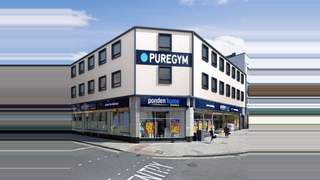 Primary Photo of PureGym, 12-20 Crown Hill & Frith Road, Croydon CR0 1RZ