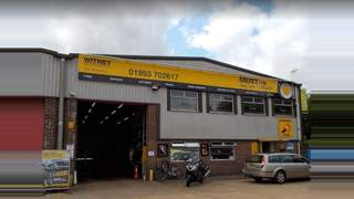 Primary Photo of Thorney Leys Trade Park, Witney, OX28 4GE
