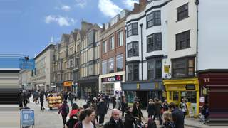 Primary Photo of Oxford - 43 Cornmarket Street