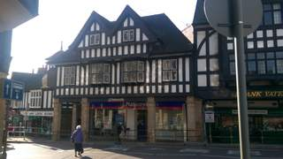 Primary Photo of 28-30 Knifesmithgate Chesterfield Derbyshire S40 1QF