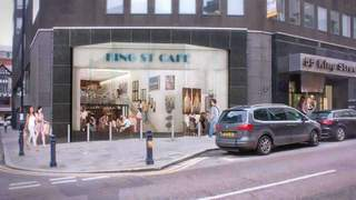 Primary Photo of Unit 1 55 King Street Manchester city centre M2 4LQ