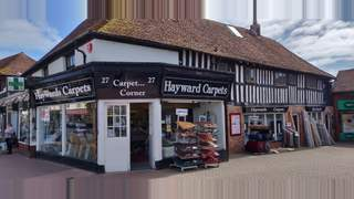 Primary Photo of Haywards Carpets, 27 High Street, Hailsham, East Sussex, BN27 1AN