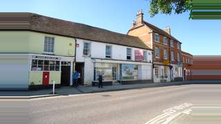 Primary Photo of 117 & 117a High Street, Odiham, RG29 1LA