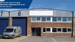 Primary Photo of Unit 6, Cowley Mill Trading Estate, Longbridge Way, Cowley, Uxbridge, Middlesex, UB8 2YG