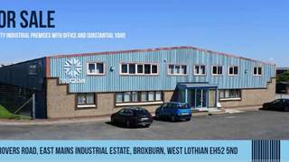 Primary Photo of 2 Drovers Road, East Mains Industrial Estate, Broxburn, West Lothian, EH52 5ND