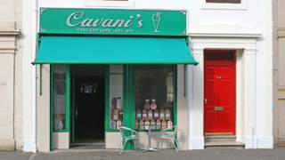 Primary Photo of Cavani's West End Cafe, 68 Hamilton Street Saltcoats KA21 5DS