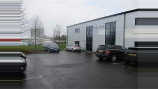 Primary Photo of Unit K2 South Point Industrial Estate Foreshore Road, Cardiff Glamorgan, CF10 4SP