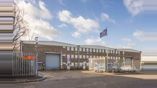 Primary Photo of Unit 1 Forest Trading Estate, Priestley Way, Walthamstow, London E17 6AL